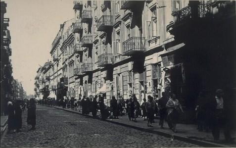 Miła 16 i dalej 1935